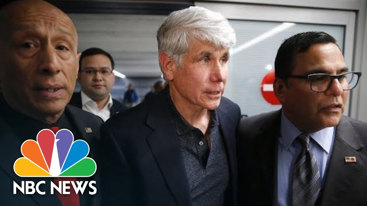 Watch live: Rod Blagojevich holds Chicago press conference after Trump pardon