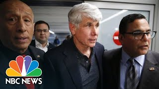 Gambar cover Rod Blagojevich Holds Chicago Press Conference After Trump Pardon | NBC News (Live Stream Recording)