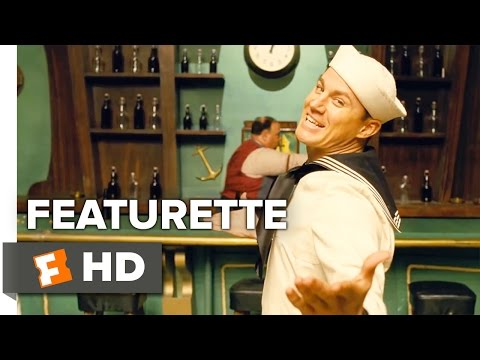 Hail, Caesar! Featurette - Song and Dance Man (2016) - Channing Tatum, Josh Brolin Movie HD
