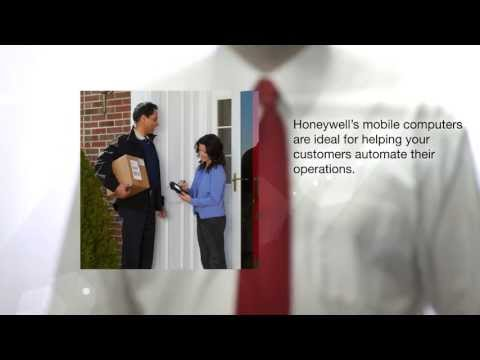 Honeywell Scanning & Mobility -- Closing Deals in Transportation and Logistics