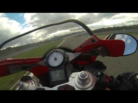 Ducati 749s İstanbul Park Track Day