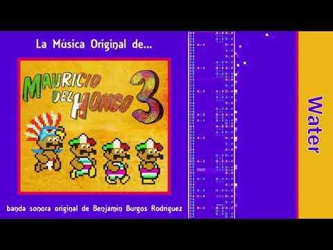 Mauricio Del Hongo 3 OST - 08 - Water