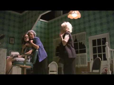 "Behind the scenes with the cast and crew of ""Steel Magnolias"""