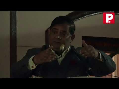 R S N Singh on rail accident. Aiyyar, Man Mohan , Pak High Commissioner meeting