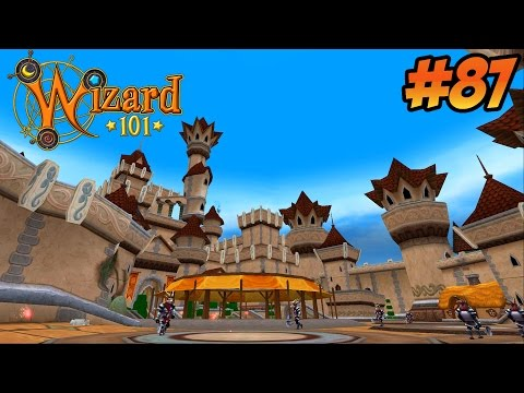 "Wizard101 Fire & Ice Walkthrough: ""I'm Batman"" - Ep 87"