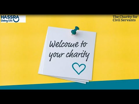 HASSRA & The Charity for Civil Servants - Financial Wellbeing