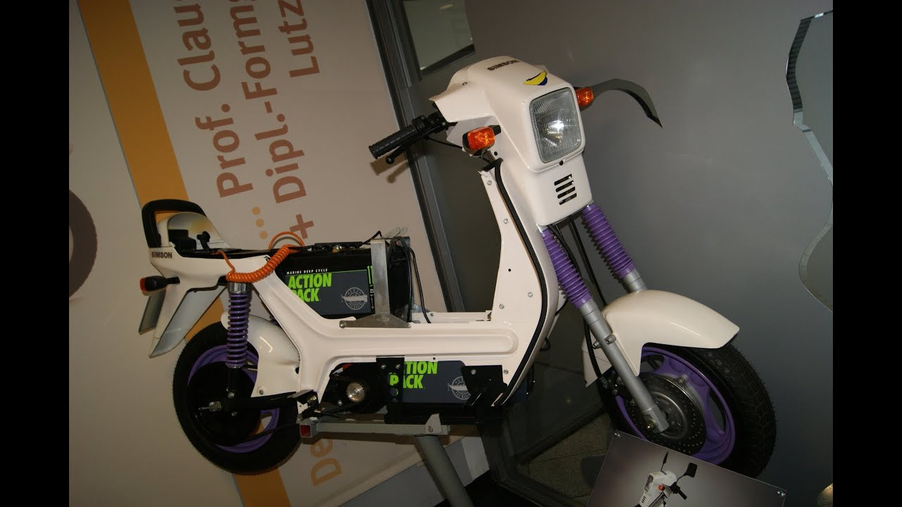 simson elektroroller gamma e prototyp scooter roller. Black Bedroom Furniture Sets. Home Design Ideas