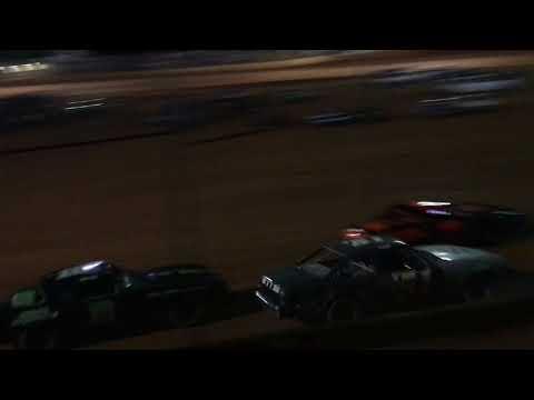 Harris Speedway 8/12/17 Pure Stock Main
