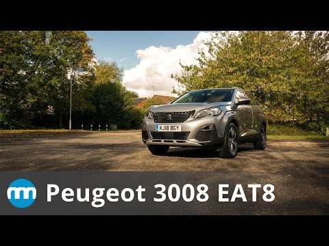 2019 Peugeot 3008 EAT8 Automatic Review! New Motoring