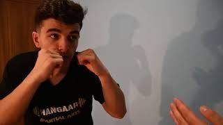 Wing Chun Agresif Atak 001