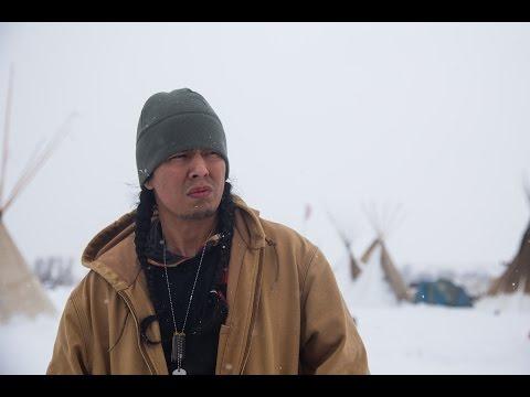 Native Veteran Defends Against TERRORIST Oil Police