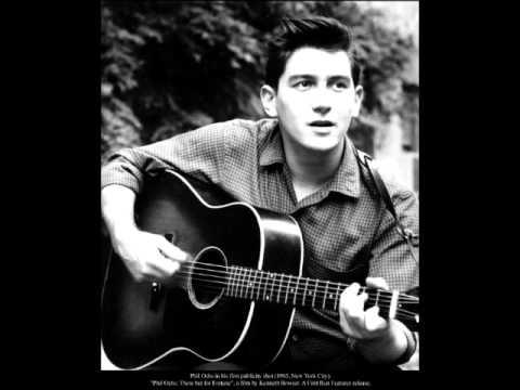 Phil Ochs - Ballad of Oxford