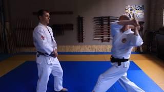 Основы рукопашного боя (Урок 9). Вячеслав Журавлев