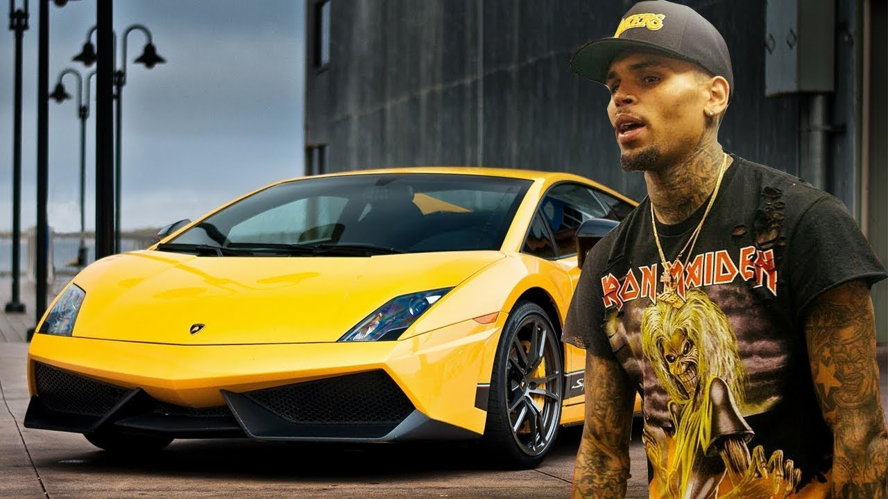 Chris Brown Cars Collection ★2018★ - YouTube