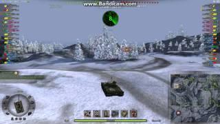 Анимированная лампочка 6 чувства для WoT: Radar AnimatedSixthSense