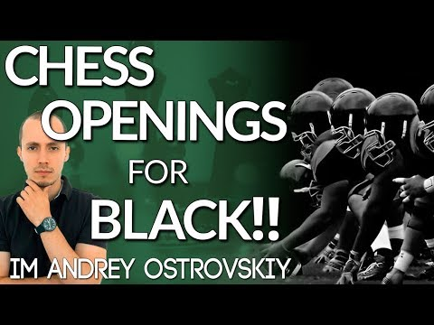 Closed Catalan System ♟ Chess Openings for Black - IM Ostrovskiy [Chess World]