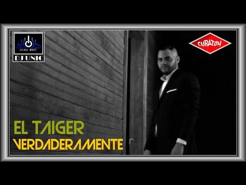 EL TAIGER - VERDADERAMENTE (FT. EL NEGRITO, EL KOKITO Y MANU MANU)