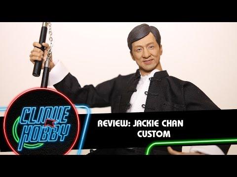 Review: Action Figure Jackie Chan 1/6 Custom - ( Ebay / Aliexpress )