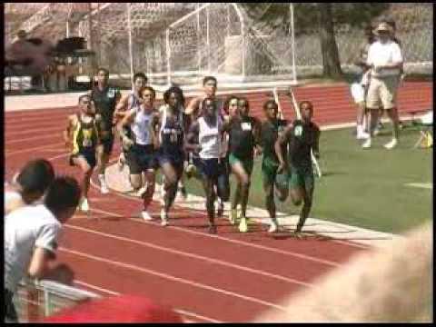 Pasadena Games - Mens Elite 800 Meters
