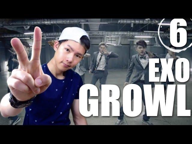Клип exo growl скачать бесплатно, смотреть клип онлайн.