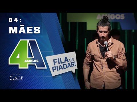 FILA DE PIADAS - MÃES - #84