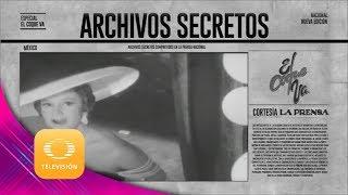 Misteriosa muerte en casa de la actriz Ana Luisa Peluffo | Archivos secretos | El Coque va!