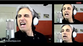 How to Sing a Cover of Day Tripper Beatles Vocal Harmony Tutorial