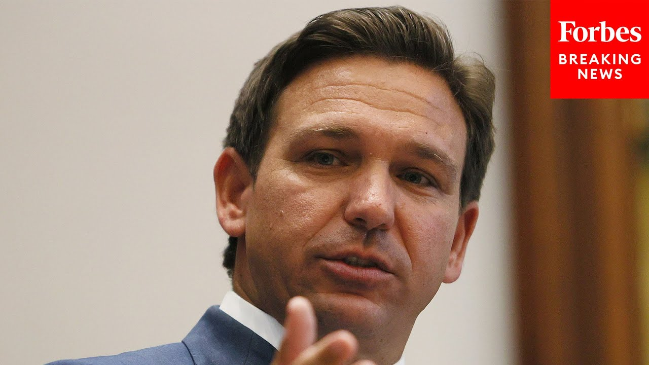 Ron DeSantis introduces infrastructure & job growth initiatives in Central Florida with more to come