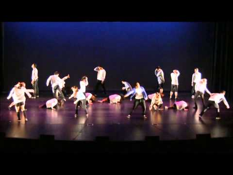 Kinesis 2013 (Must) Believe in Something || Choreography by: Liezel Marie