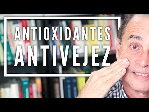 Episodio #1333 Antioxidantes Antivejez