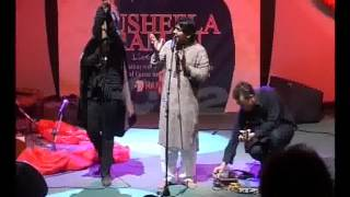 Indian Singer Susheela Raman & Pakistani Singers Music Concert In Peerus Cafe Pkg By Raza Zaidi City42