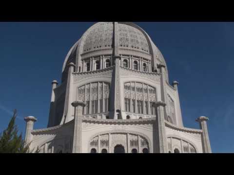 Bahai Temple Chicago / Wilmette