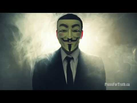 Anonymous Hackers Fight For Liberty