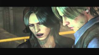 Resident Evil 6 Chapter 4 Leon Ending!! Missle Attack!!  Gamplay Walkthrough Xbox 360 HD