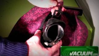 How To Replace a Kirby Generation Bag Fill Tube Part 190384