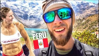 MACHU PICCHU trek with the FITTEST ON EARTH: Day 1