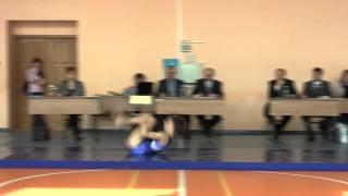 Всероссийская олимпиада по физкультуре 2012