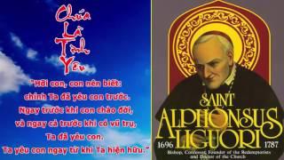 Thánh Anphongsô (Anphong Ligouri)   Chân Lý Đời Đời