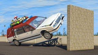 WILL IT STILL DRIVE?  Crash Testing #21 - BeamNG Drive