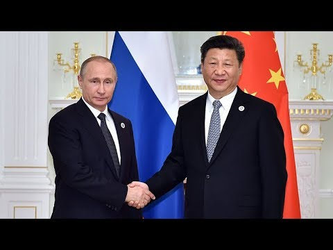 Putin congratulates Xi Jinping on his election as Chinese president