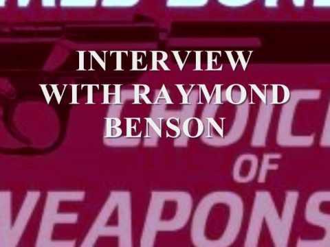 RAYMOND BENSON TRAILER.wmv