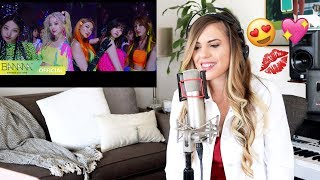 SINGER REACTS - EXID - Me & You