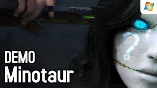 Minotaur 【PC】 Demo │ No Commentary Playthrough