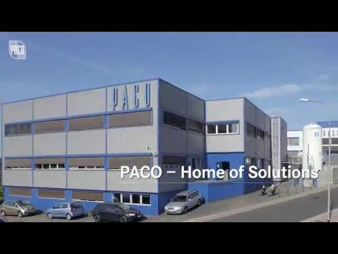 paco home  PACO - HOME OF SOLUTIONS - YouTube