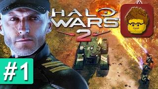 HALO WARS 2 - #1 - Let