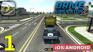 Drive Simulator 2020 Gameplay (Android, iOS) - Part 1 screenshot 2