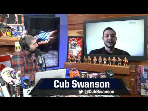 Cub Swanson Wishes Dooho Choi's Corner Would Have Thrown in the Towel