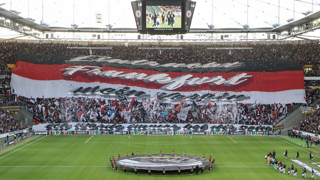 Eintracht Frankfurt Arsenal London