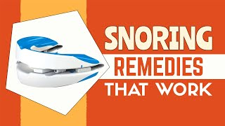 Anti-Snoring Mouthpiece by VitalSleep Can Help You Stop Snoring