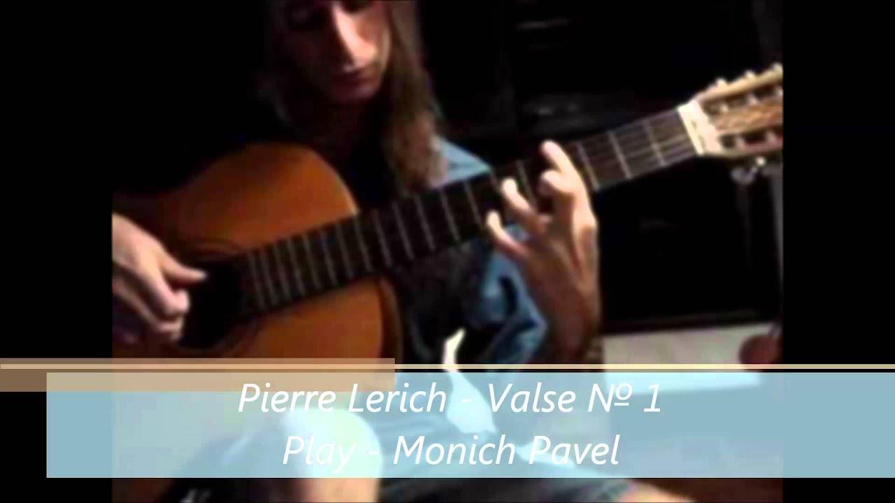 Pavel Monich - Valse № 1 (Pierre Lerich) - YouTube